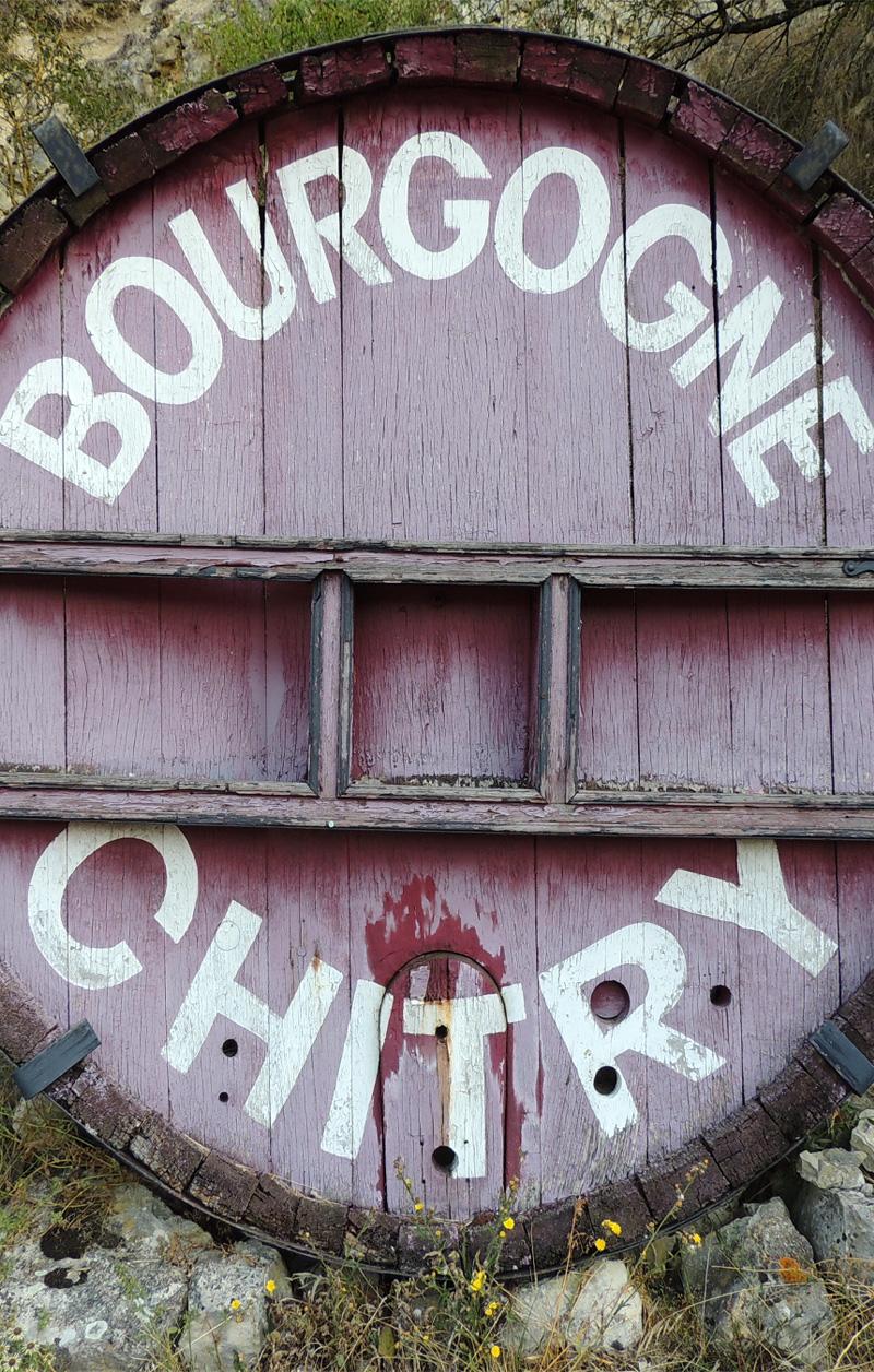 foudre Bourgogne Chitry