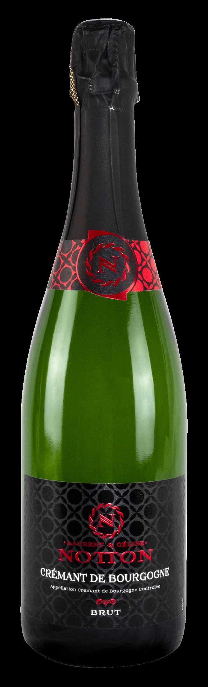 bouteille NOTTON Cremant de Bourgogne Brut
