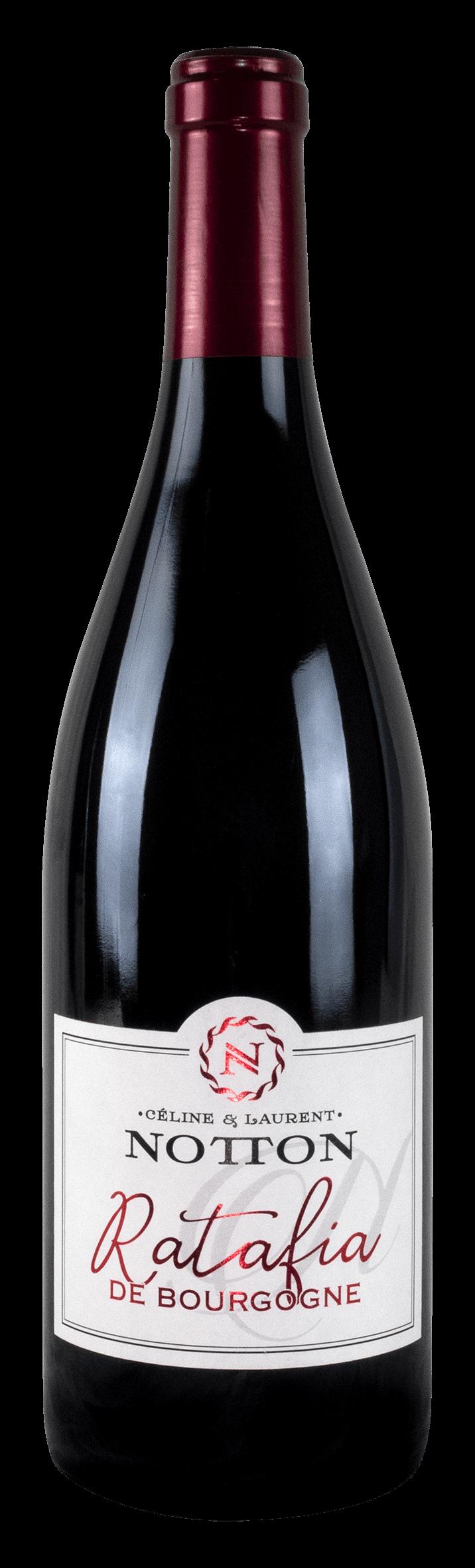 bouteille NOTTON Ratafia de Bourgogne