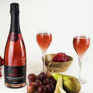 vignette produit Cremant de Bourgogne ROSE