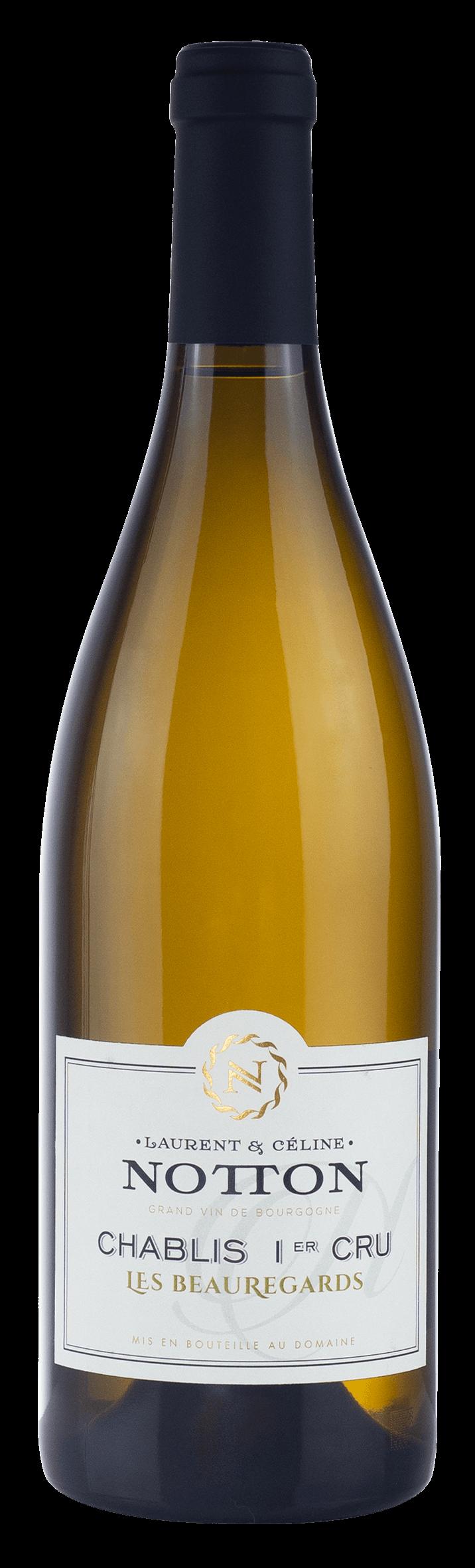 bouteille NOTTON Chablis vieilles vignes 2019